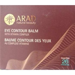 Natural Beauty Eye Contour Balm with vitamin complex
