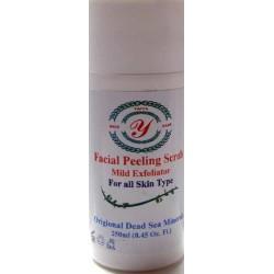 Facial Peeling Scrub (mild exfoliator)