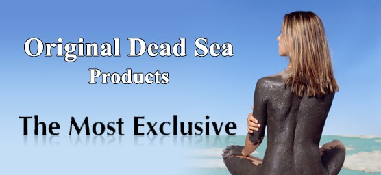 Original Dead Sea products